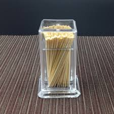tooth pick holders plastic cheap toothpicks box square toothpicks bottle classic
