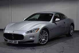 maserati granturismo grey maserati granturismo motors of real excellence