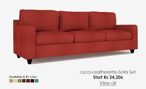 cheap leather sofa sets leatherette sofa sets buy leather sofa and furniture online