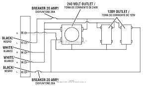 homelite hu5000 series 5 000 watt generator parts diagram for