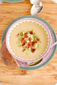 celeriac leek u0026 potato soup baking sense