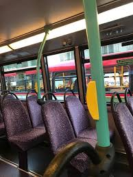 London Bus Interior New London Bus 2017 With Asymetrical Design And Stairs At The