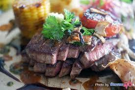 cuisine steak steakhouse grill บ านขนมล ง