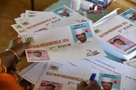 bureau de vote tours présidentielle au niger un vote sans l opposition et sous la