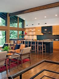 open modern floor plans modern open floor plan houzz