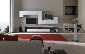 modular bedroom furniture example of a large trendy master