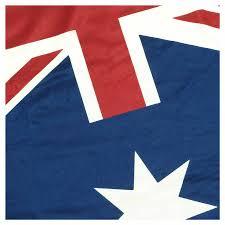 australia flag 3ft x 5ft superknit polyester