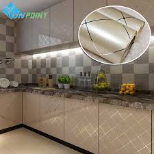Shelf Paper For Kitchen Cabinets Online Get Cheap Silver Adhesive Paper Aliexpress Com Alibaba Group