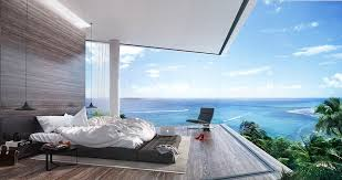 Resort Bedroom Design Luxury Resort Villas In Bodrum Turkey
