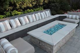 Firepit Rocks Pit Glass Rocks Outdoor Pits Fireplaces Grills
