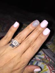 ahhhhh in love next color i will get white sns nails nails