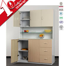 Ready Made Wall Mounted Kitchen Cupboards  Bicolor Metal - Wall mounted kitchen cabinets