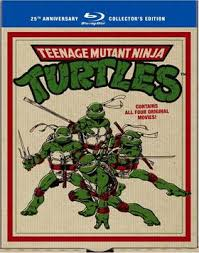 teenage mutant ninja turtles film series