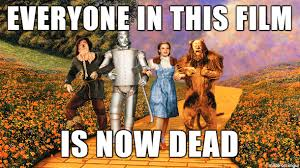Wizard Of Oz Meme - i said this to my niece while she was watching the wizard of oz im