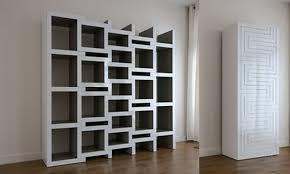 symmetrical ideas of built in bookshelves modern diy design