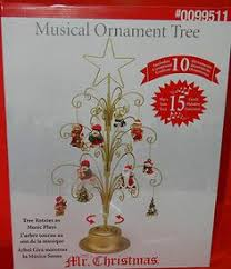 mr s 3 host choice musical ornaments by david venable