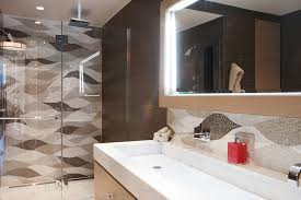 tile mosaic designs bathroom contemporary with marble master