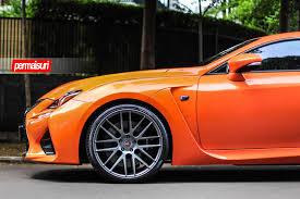 lexus is jakarta vossen wheels lexus rcf vossen forgedprecision series vps 308