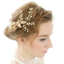 headpiece wedding remedios gold wedding headpiece bridal comb