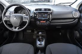 mitsubishi attrage 2016 interior mitsubishi brings 2017 mirage g4 subcompact sedan to us