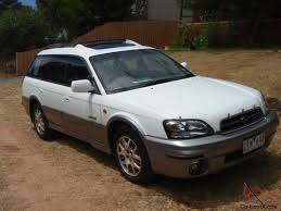 subaru station wagon 1980 kms subaru outback h6 luxury 2003 4d wagon 4 sp automatic in