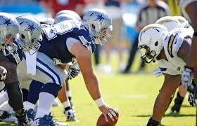 los angeles chargers vs dallas cowboys odds point spread