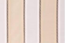 Striped Drapery Fabric Yards Sada Crochet In Linden Sheer Insertion Stripe Drapery Fabric