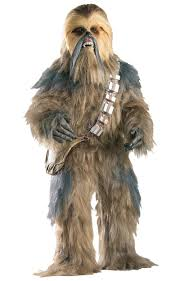 star wars costumes star wars chewbacca costume movie quality star wars costume