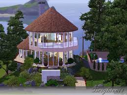 Eco Friendly House by Mod The Sims Boho Eco Friendly House