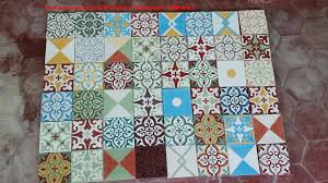 home copy moroccan encaustic tiles