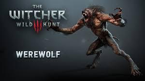 wild hunt witcher 3 werewolf werewolf ruthless and cruel cd projekt red