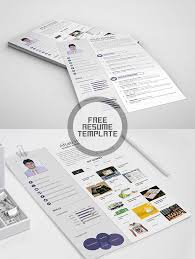 Free Resume Template Design Free Modern Resume Templates U0026 Psd Mockups Freebies Graphic