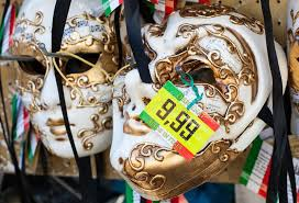 carnival masks for sale venetian masks for sale stock image image of mask 49844777