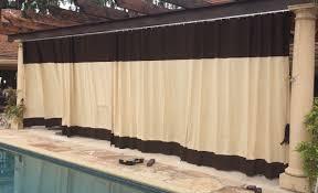 Sunbrella Patio Curtains Patiocurtains Americanawningabc Com