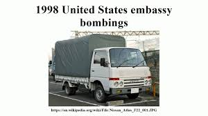 1998 united states embassy bombings youtube