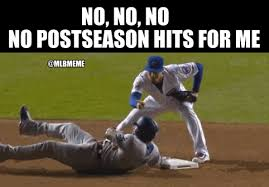Mutombo Meme - mlb memes javier baez with the mutombo finger wag nlcs facebook