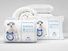 The Duvet And Pillow Company Essential Sleep Our Range Boston Duvet U0026 Pillow