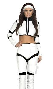 star wars storm trooper womens costume seductively