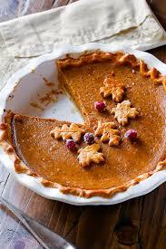 the great pumpkin pie recipe