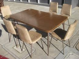 table vintage kitchen table and chairs retro kitchen table and