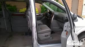 nissan quest seats fold down wheelchair van for sale 2007 chrysler town and country stock