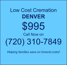 average cost of cremation what does a cremation cost in denver