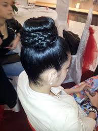 pics of black pretty big hair buns with added hair 339 best buns and braids images on pinterest plaits hairstyle