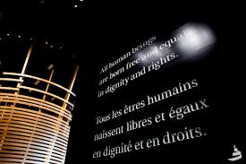 the new canadian museum for human rights gives winnipeg serious