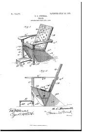the storied history of the adirondack chair