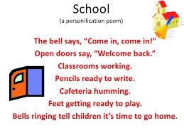 miss polk s class poems