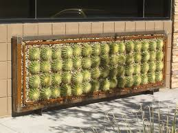 the exquisite living green wall