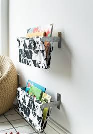 Fabric Sling Bookshelf Diy Kids Book Sling A 10 Min Lazy Girls Guide U2022 Grillo Designs