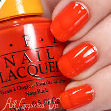 opi color paints swatches review u0026 nail art all lacquered up