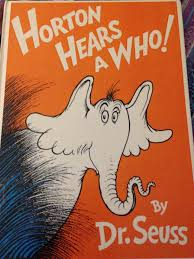 horton hears child adolescent literature 2014